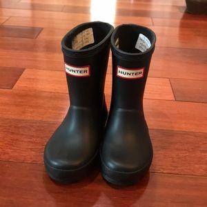 Kids First Black Hunter Boots